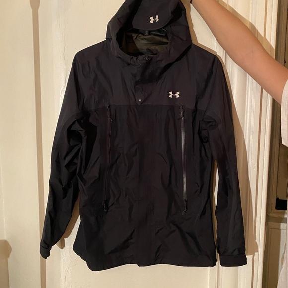 Black Under Armour Rain / Wind Jacket
